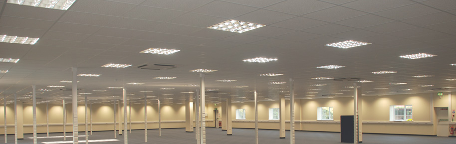 Suspended Ceilings Office School Industrial Amp Commercial