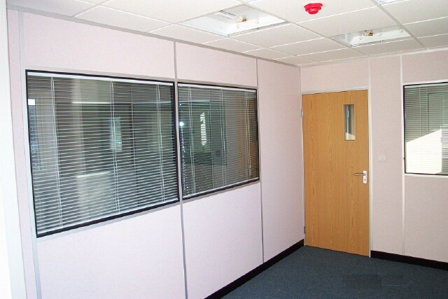 office partitions with doors. Window Modules Formed In Excel Partitioning, Complete With Integral Blinds, Designed To Match Into Clients Existing Offices. Office Partitions Doors