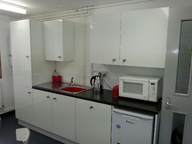 Office Kitchen Area Amp Teapoint Installs Amp Refurbishment