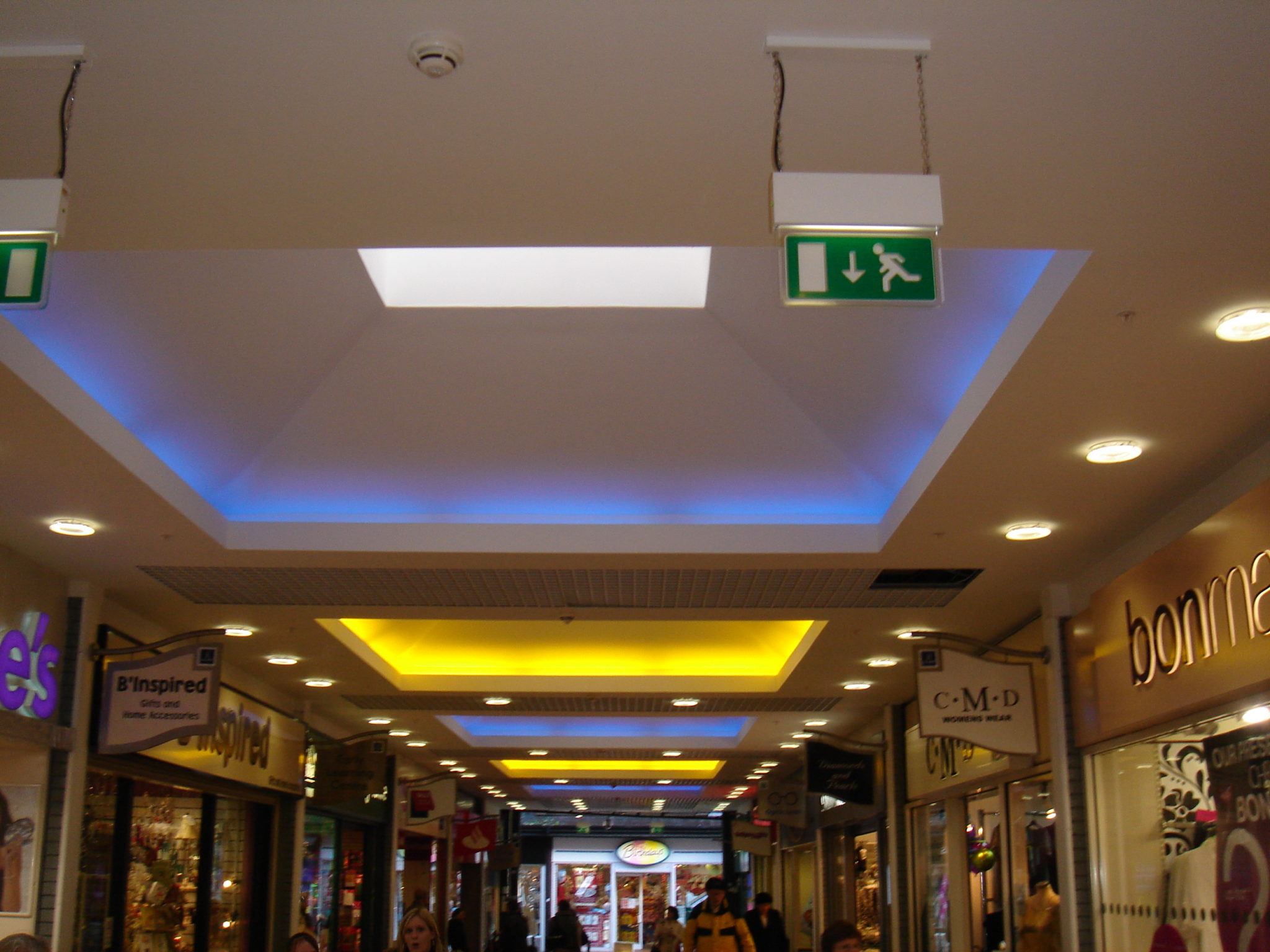 Shaped Feature Ceilings Or Curved Plasterboard Bulkheads